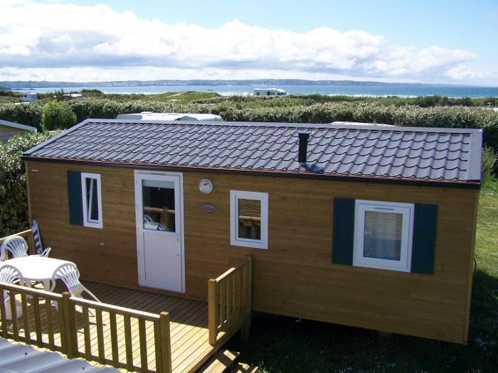 Cottage Confort vue extérieur