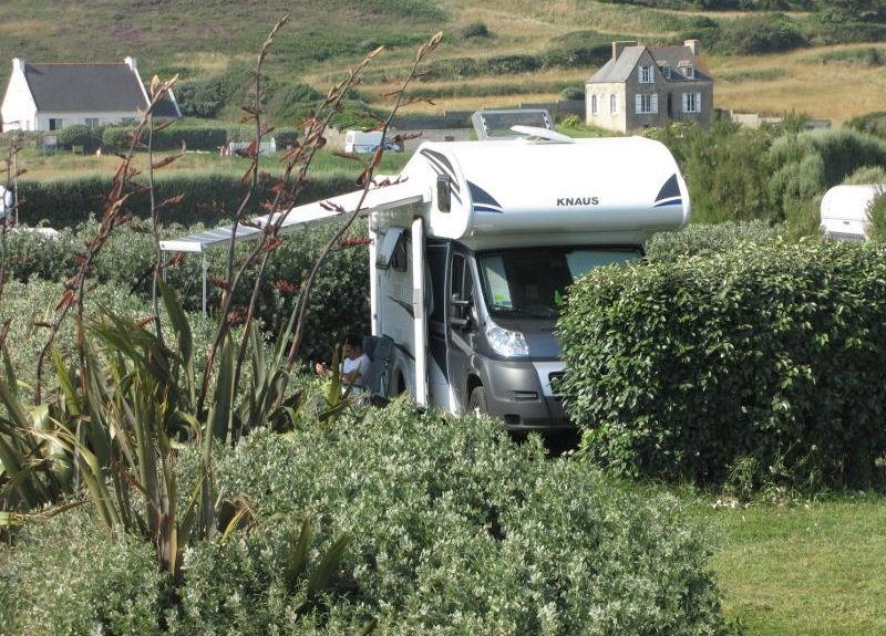 Emplacement - Camping Car