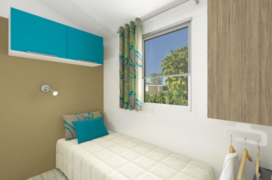 Cottage Premium XXL - Chambre