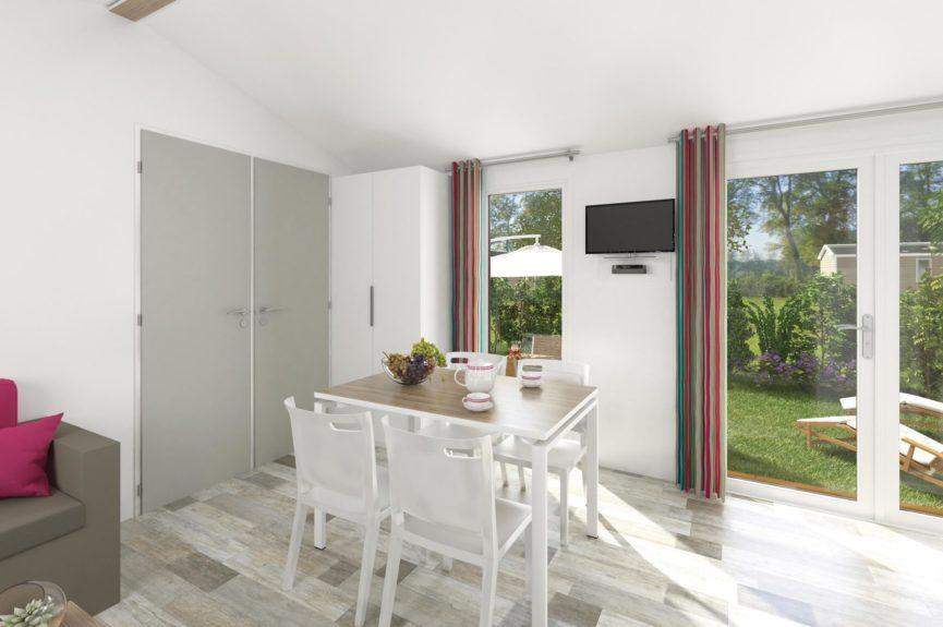 Cottage Premium Panoramique 2 chambre Vue sur mer - Cuisine