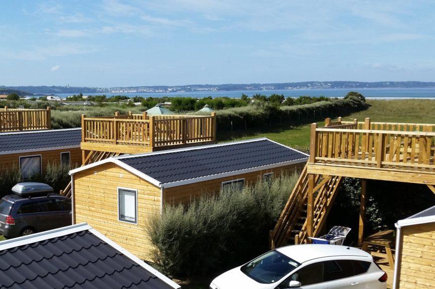 Cottage Premium Panoramique 3 chambres Vue sur mer - Extérieur